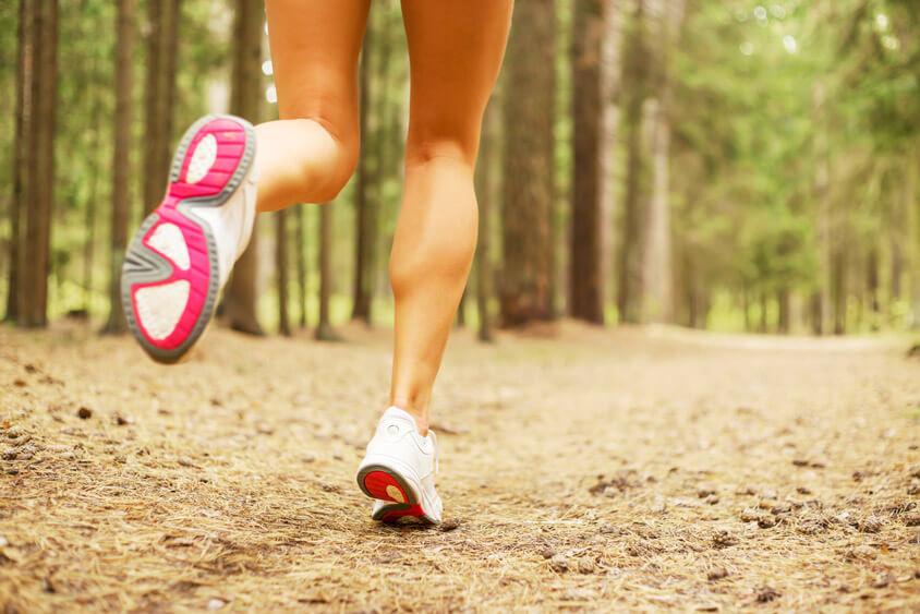 Marche, balade et running