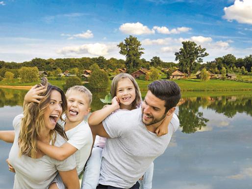 Votre séjour en famille au Domaine du Grand Bois