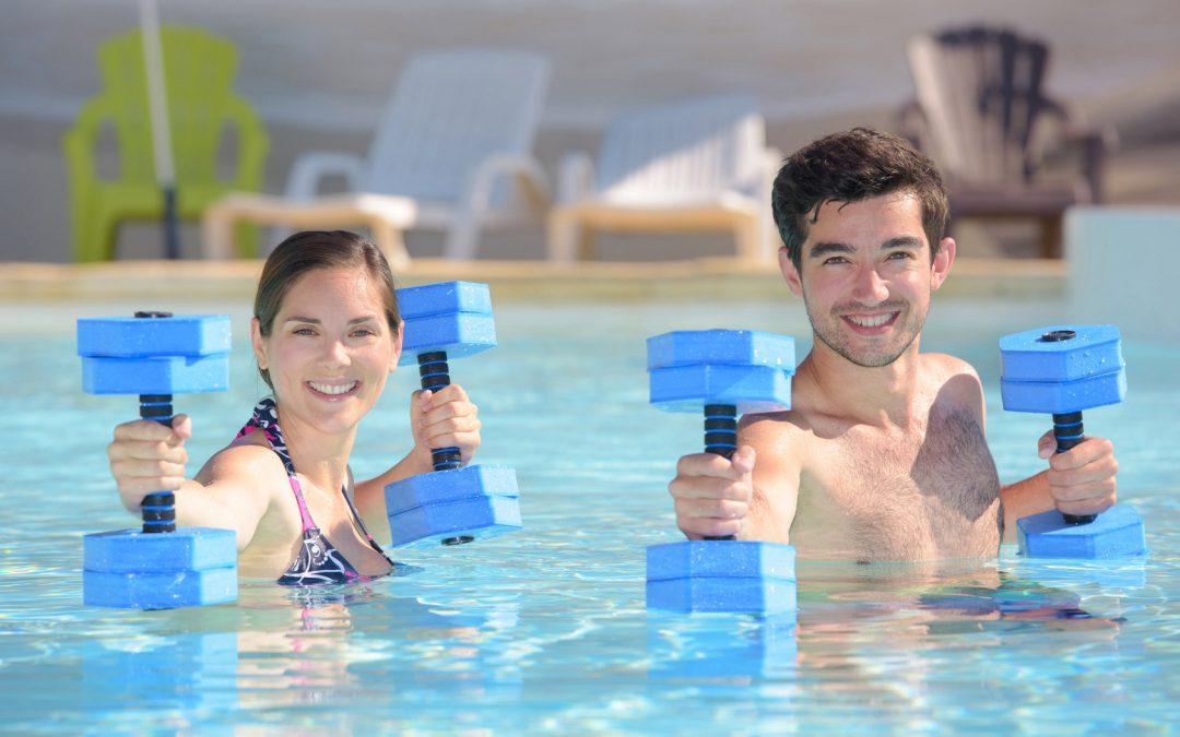 Gym aquatique & réveil musculaire