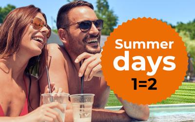 Les summers Days : partez malin, partez en juin