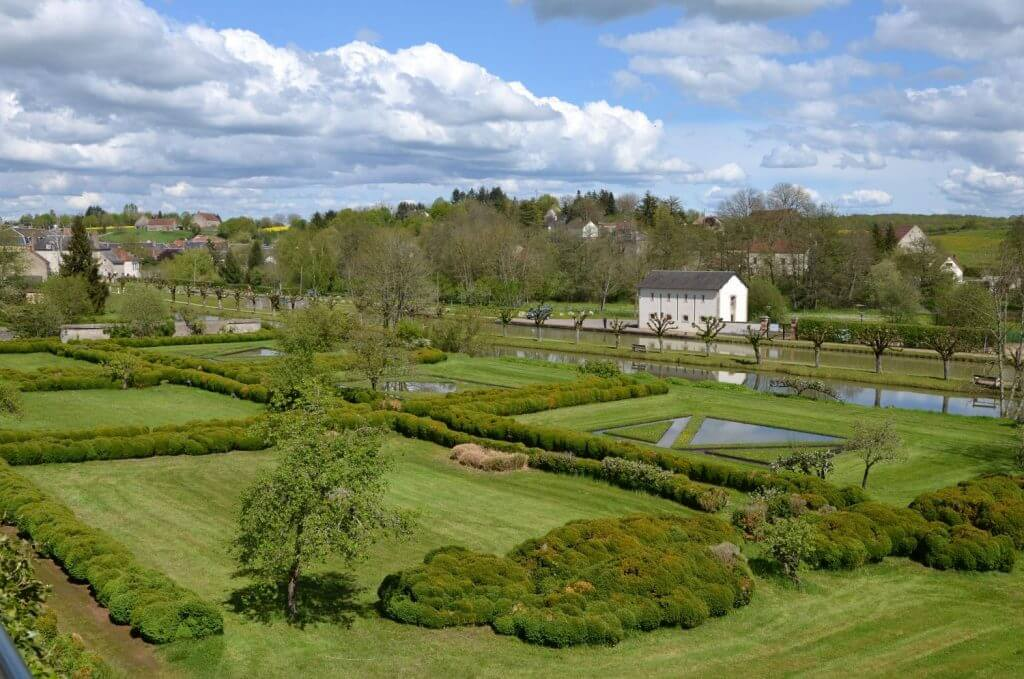 Jardins de Châtillon en Bazois