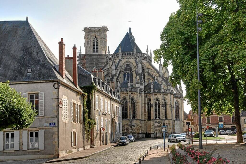 Cathédrale saint-Cyr - Sainte-Julitte
